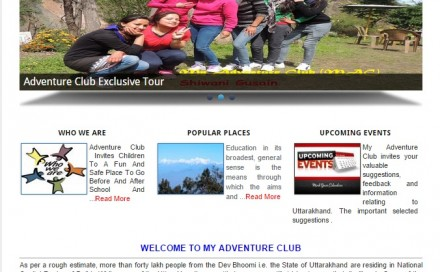 My Adventure Club