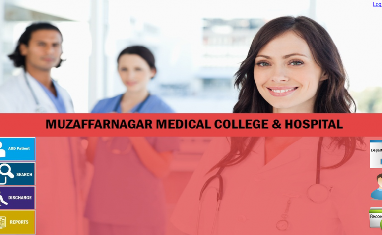 Hospital Reception Management System