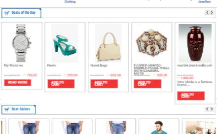 Dealsfit Shopping Site