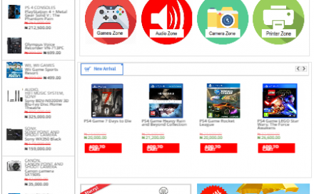 GamersnGadgets  Shopping Site